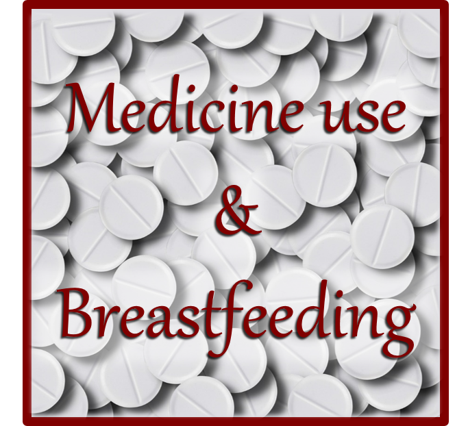 Non sedating antihistamines breastfeeding problems